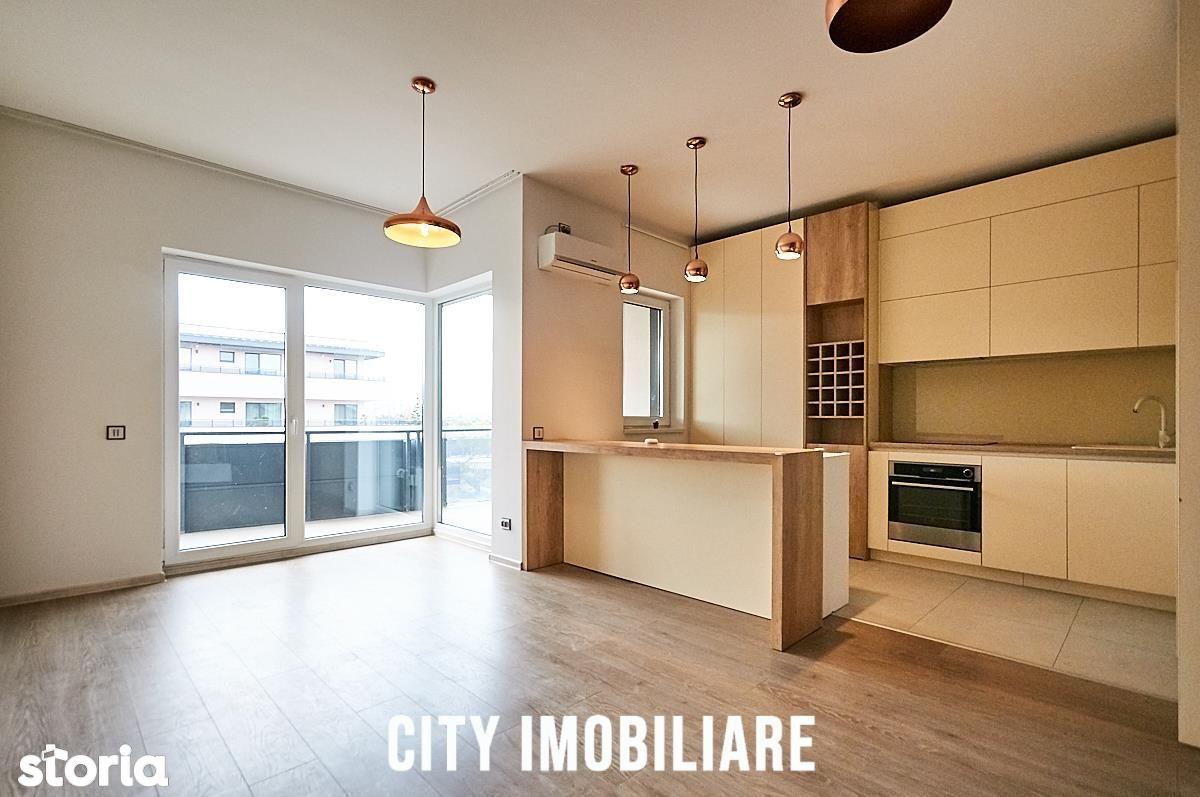 Apartament 4 camere, S-90mp +34 mp. terase + parcare, Soporului.