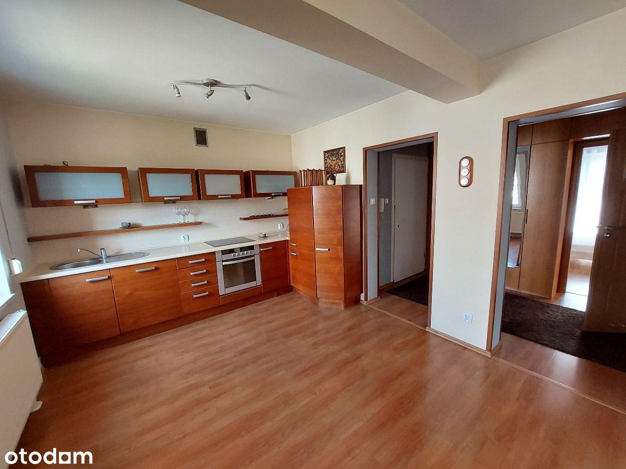 Przestronne 62 m2! plus garaż i dwa balkony