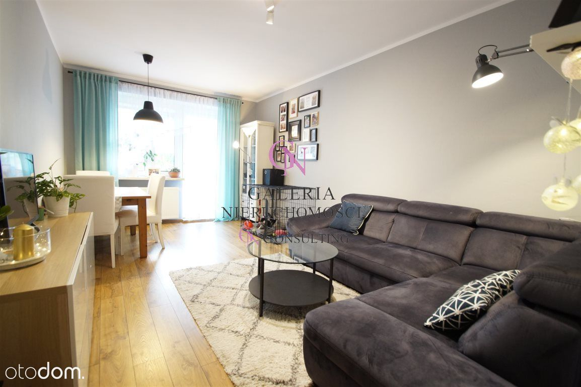 Mieszkanie, 57 m², Toruń
