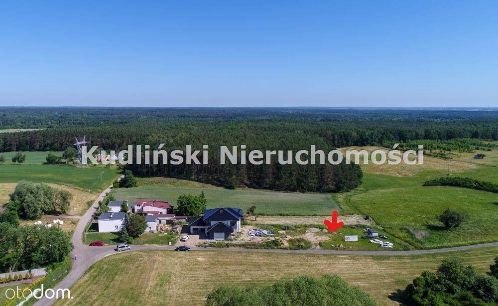 Działka po lasem Poznań - Morasko 1250m2