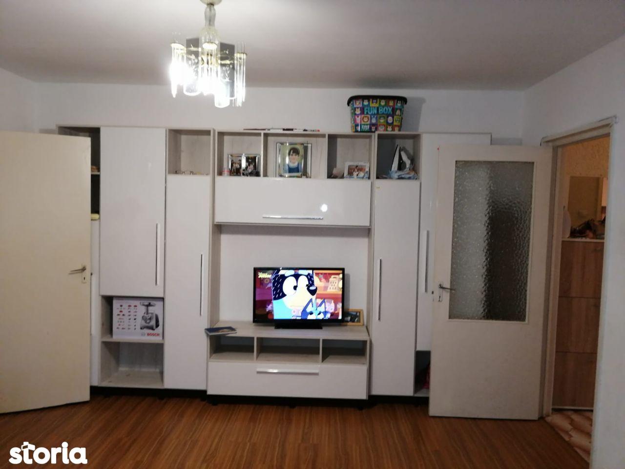Apartament semidecomandat, doua camere, parter/4, Strada Spania.