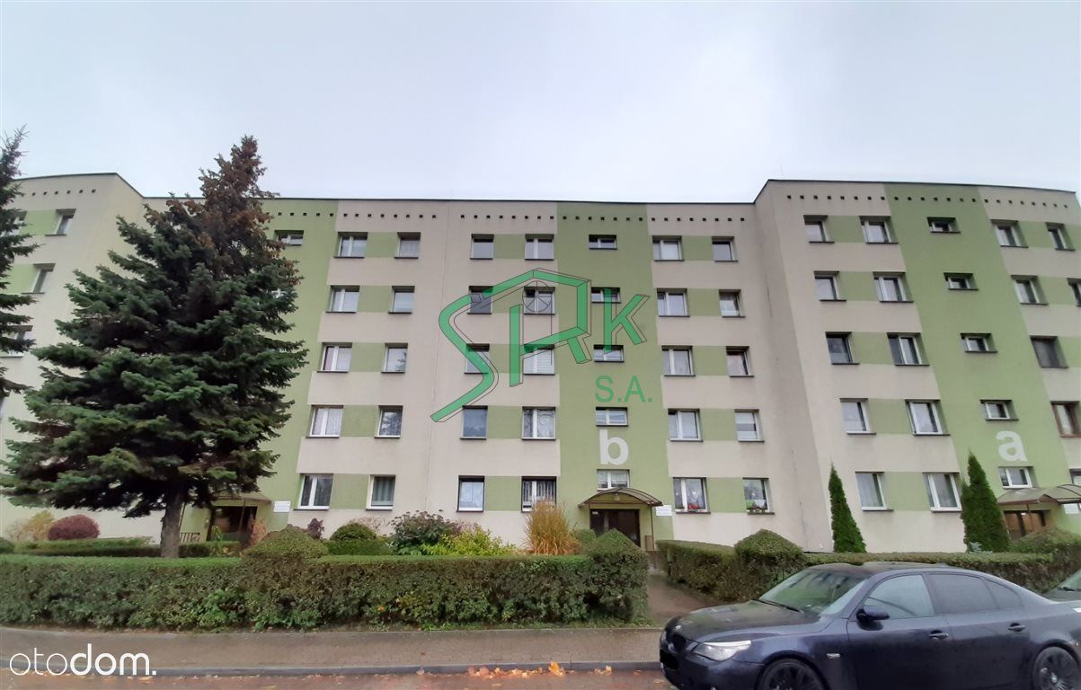Mieszkanie, 36,57 m², Bytom