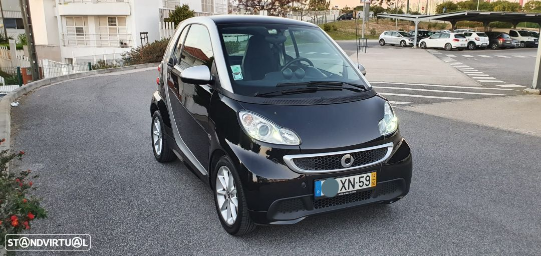 Smart ForTwo Electric Drive Passion - 3
