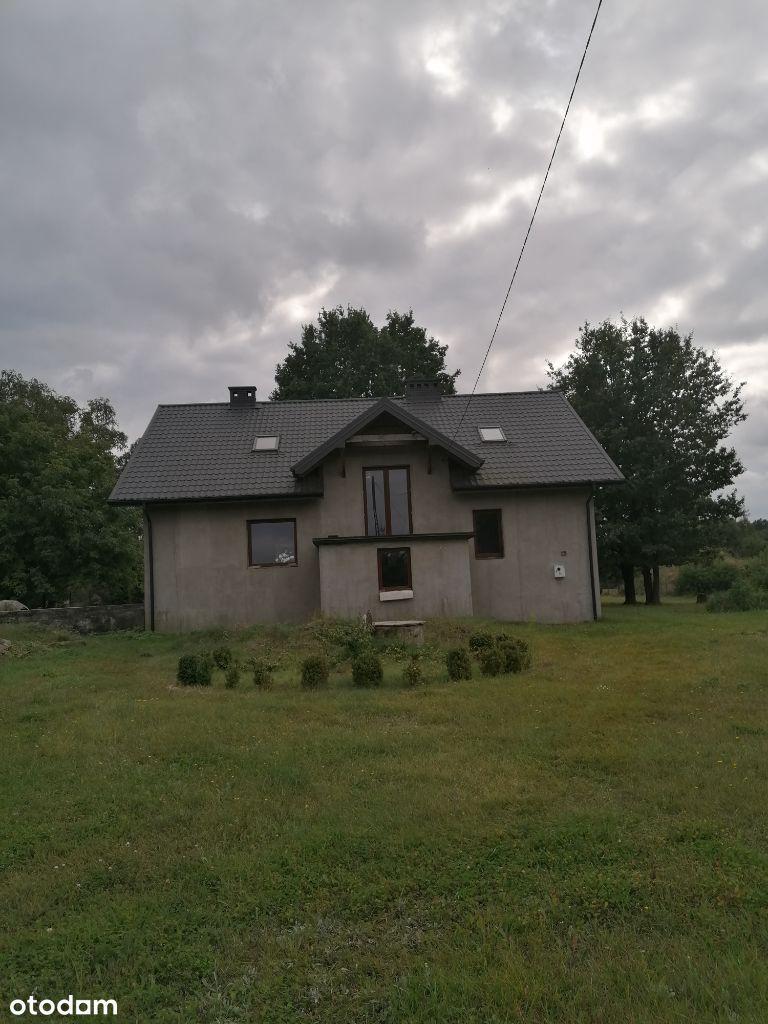 Dom w spokojnej okolicy (cena do negocjacji)