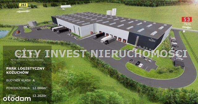 Hala/Magazyn, 4 200 m², Kożuchów