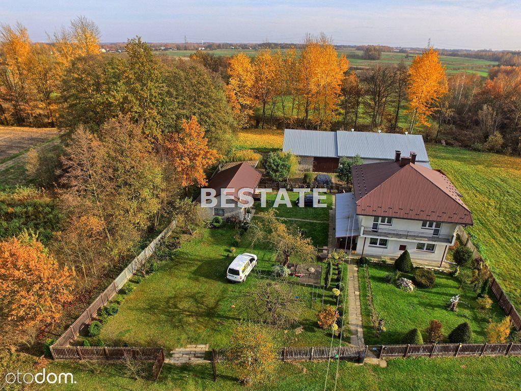 Dom, 126 m², Dulcza Mała