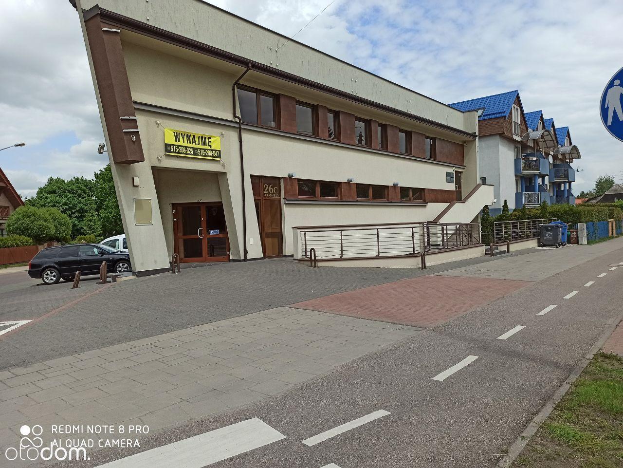 Lokal 225 m2 parter ul.Pułaskiego 26 c