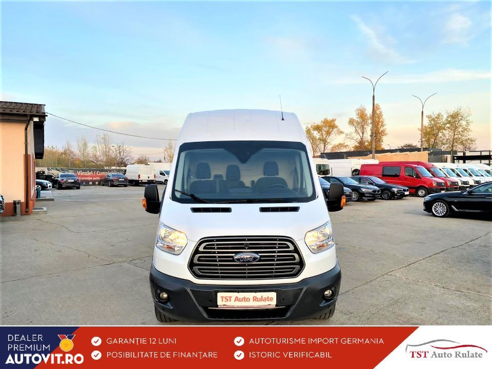 Ford TRANSIT L4 H 3 IMPORT GERMANIA - 1