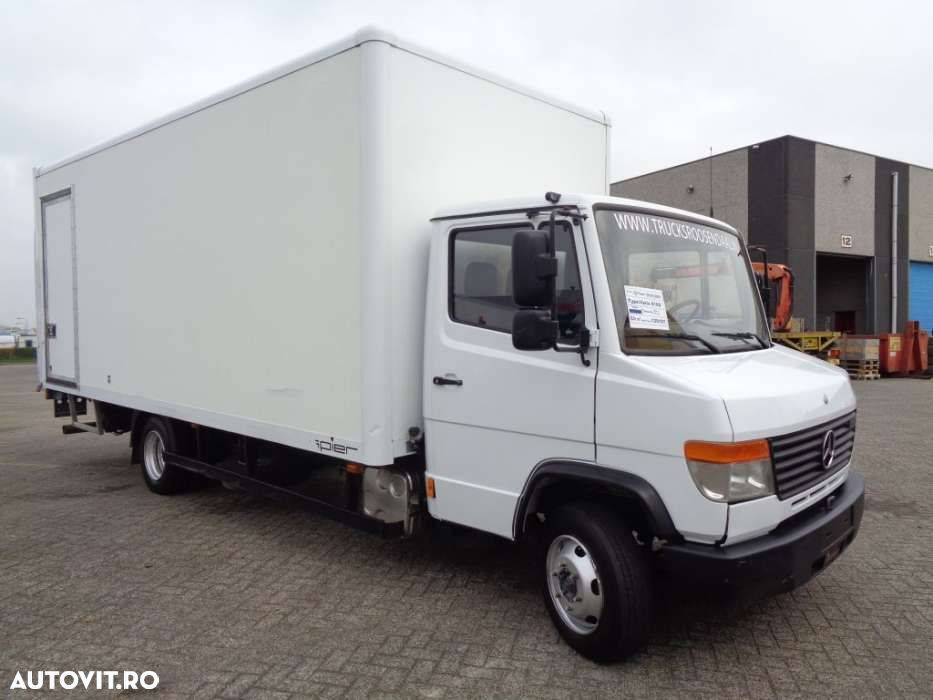 Mercedes-Benz Vario 816D + Manual + Lift - 20