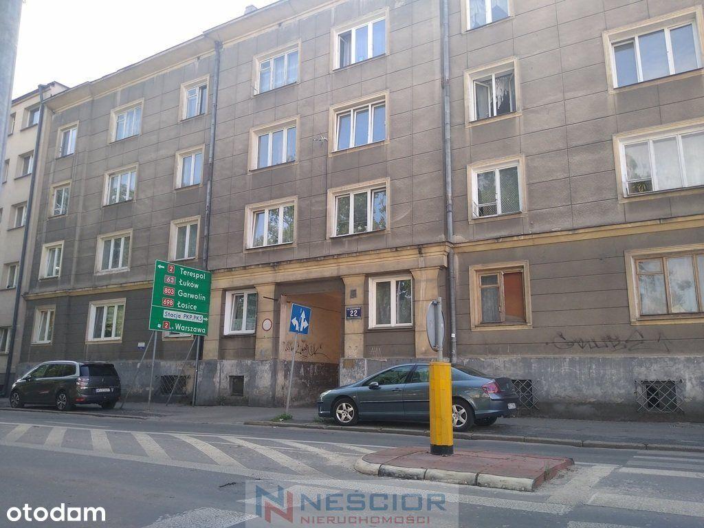 Inwestycyjna Kamienica 24 mieszkania 1500 m2 dział