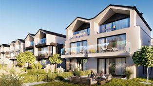 Dwupoziomowe mieszkanie w Green Park Villa M33