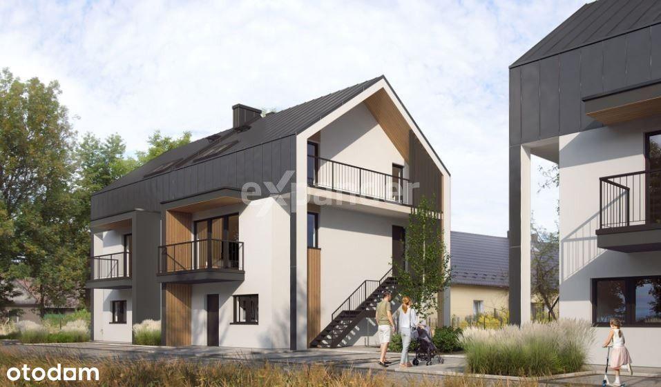 Rozkładowe mieszkanie z ogródkiem 50,70 m2