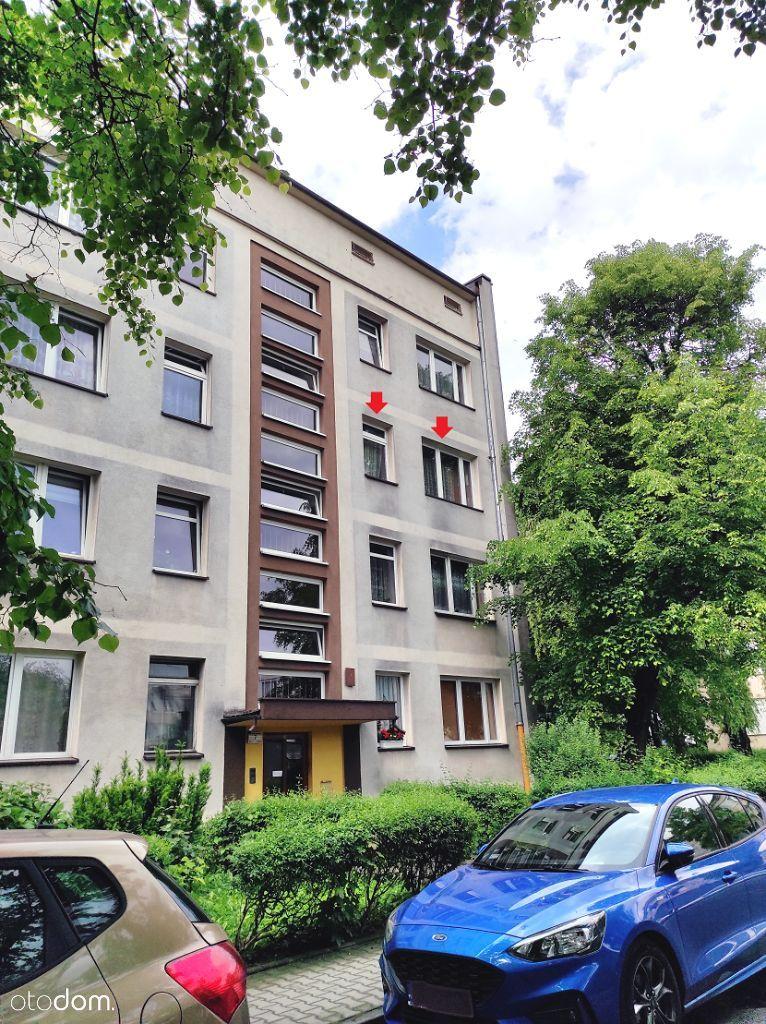Nowa Huta, os. Spółdzielcze, 2 pokoje z balkonami