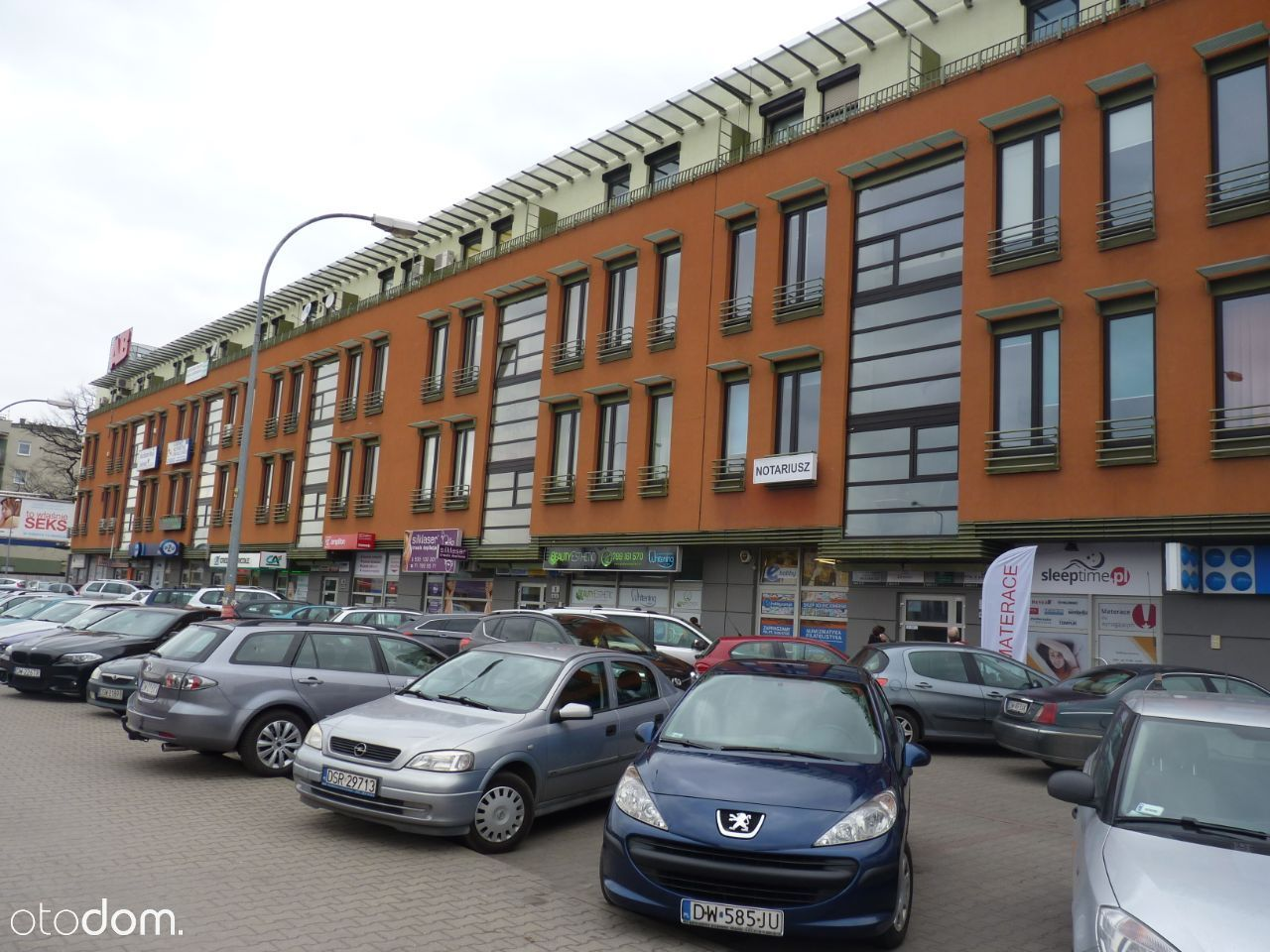 Lokal biurowy 30 m2.,Centrum AB al. Armii Krajowej