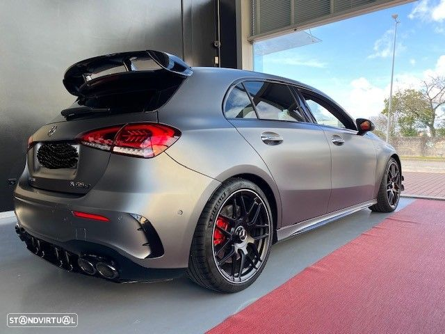 Mercedes-Benz A 45 AMG S 4Matic+ - 4