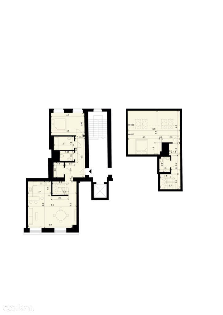 STARE MIASTO- Apartament Ul Piłsudskiego