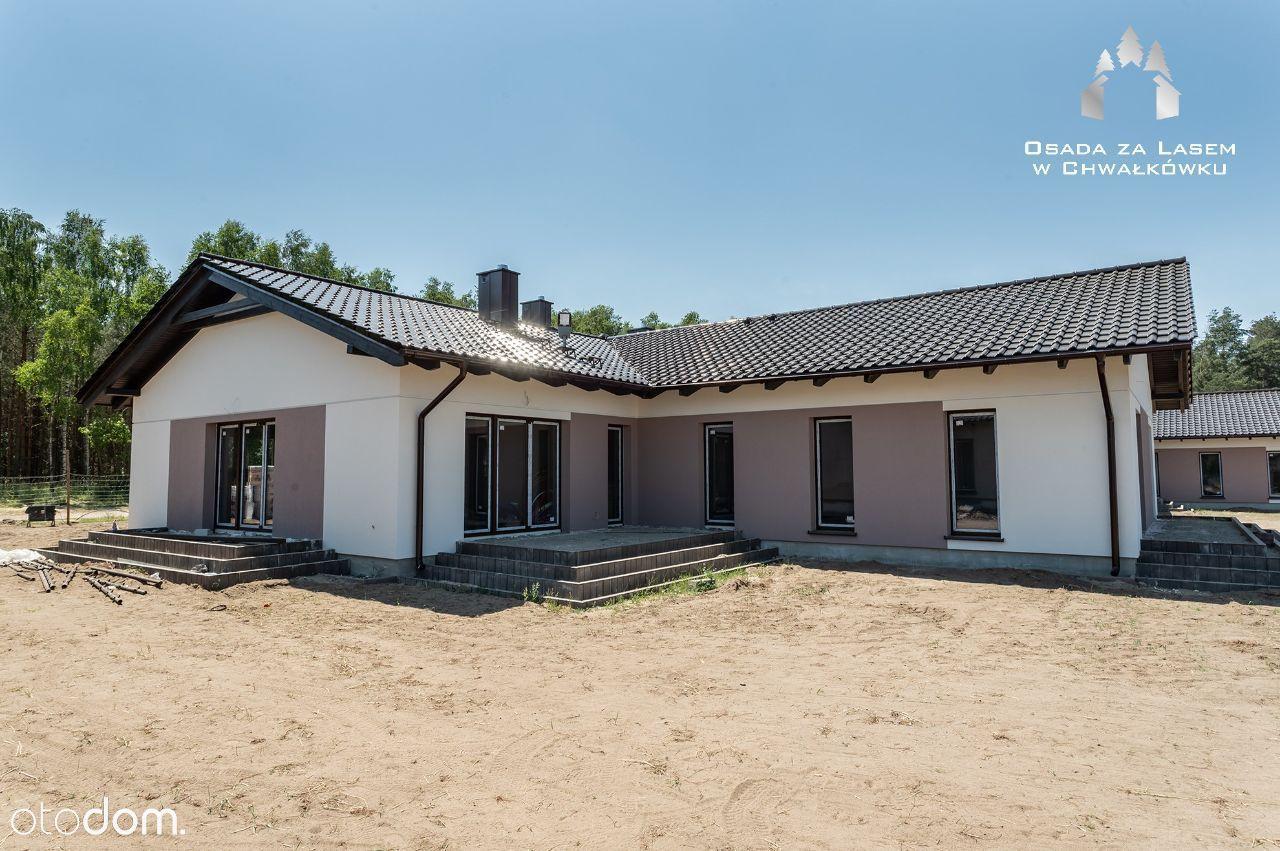 Piękne domy parterowe 137 m2 pod Gnieznem