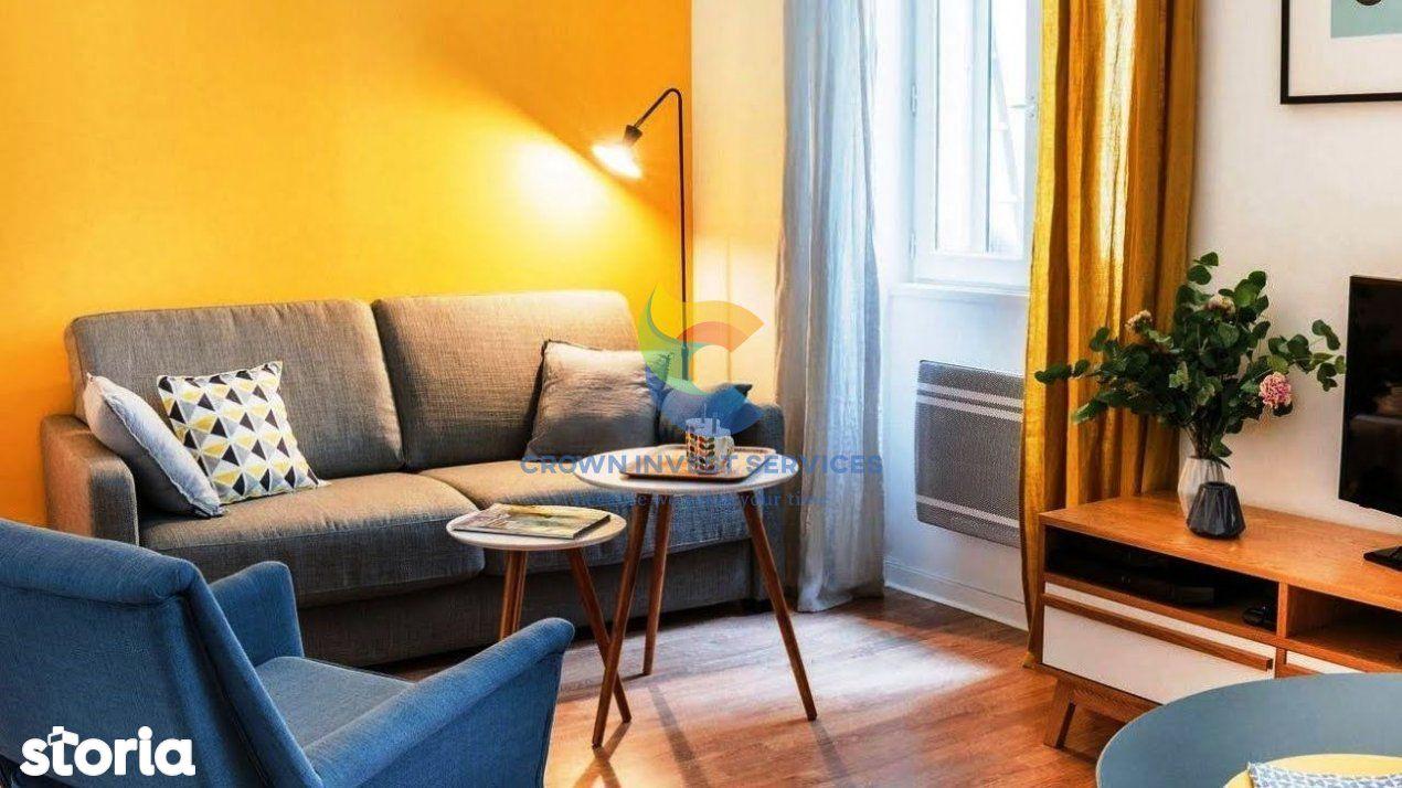 Apartament 1 camera, Tatarasi, semidecomandat, 37mp utili  ,etaj 8