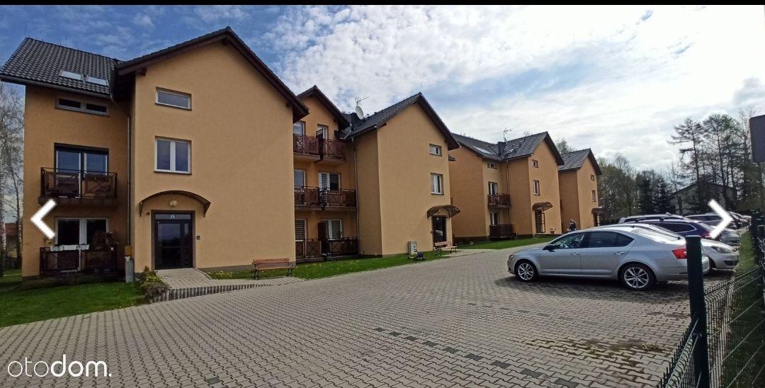 3 pokojowe mieszkanie z miejscem parkingowym