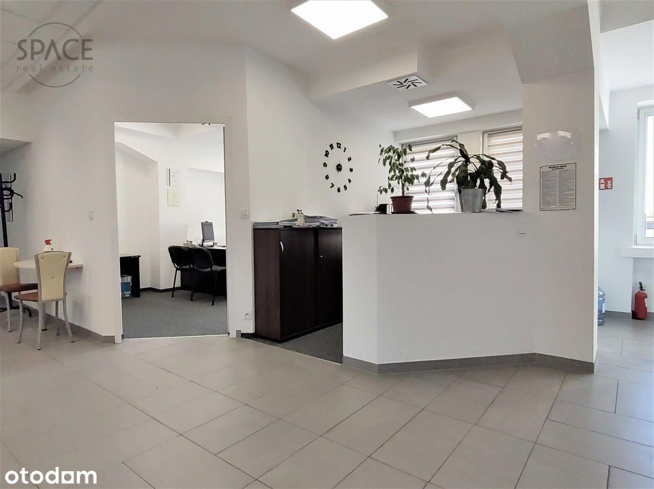 Biuro 207 M2 W Niezwykłym Obiekcie - Grunwald