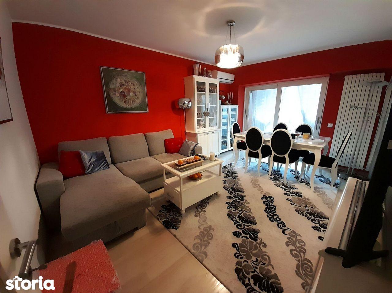 Apartament Finisat Modern str. Bucuresti