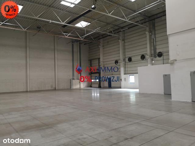 Atrakcyjny Magazyn Gliwice 2600 m2