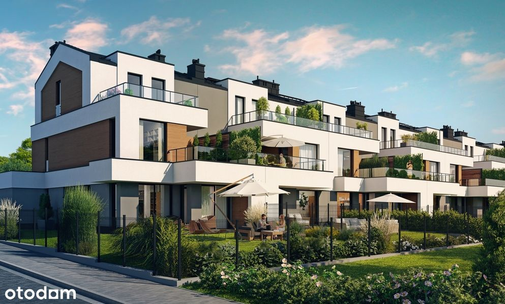 Nowe Mieszkanie w Inwestycji Panorama Kliny 62B/1