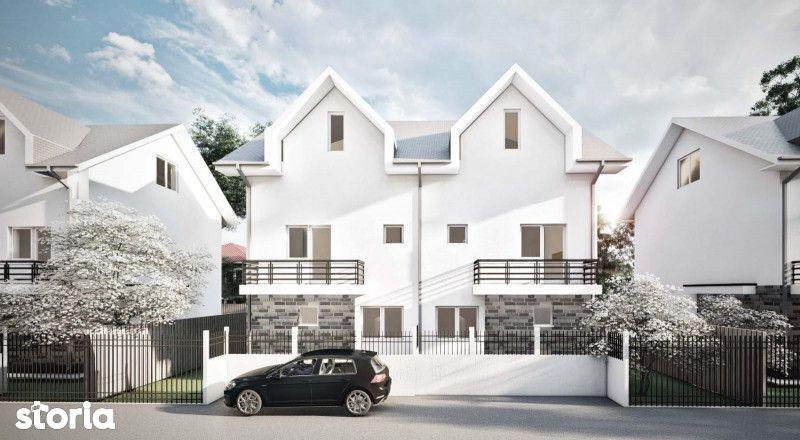 Vila Casa Duplex P+1+M 4 camere 3 bai id nr 73