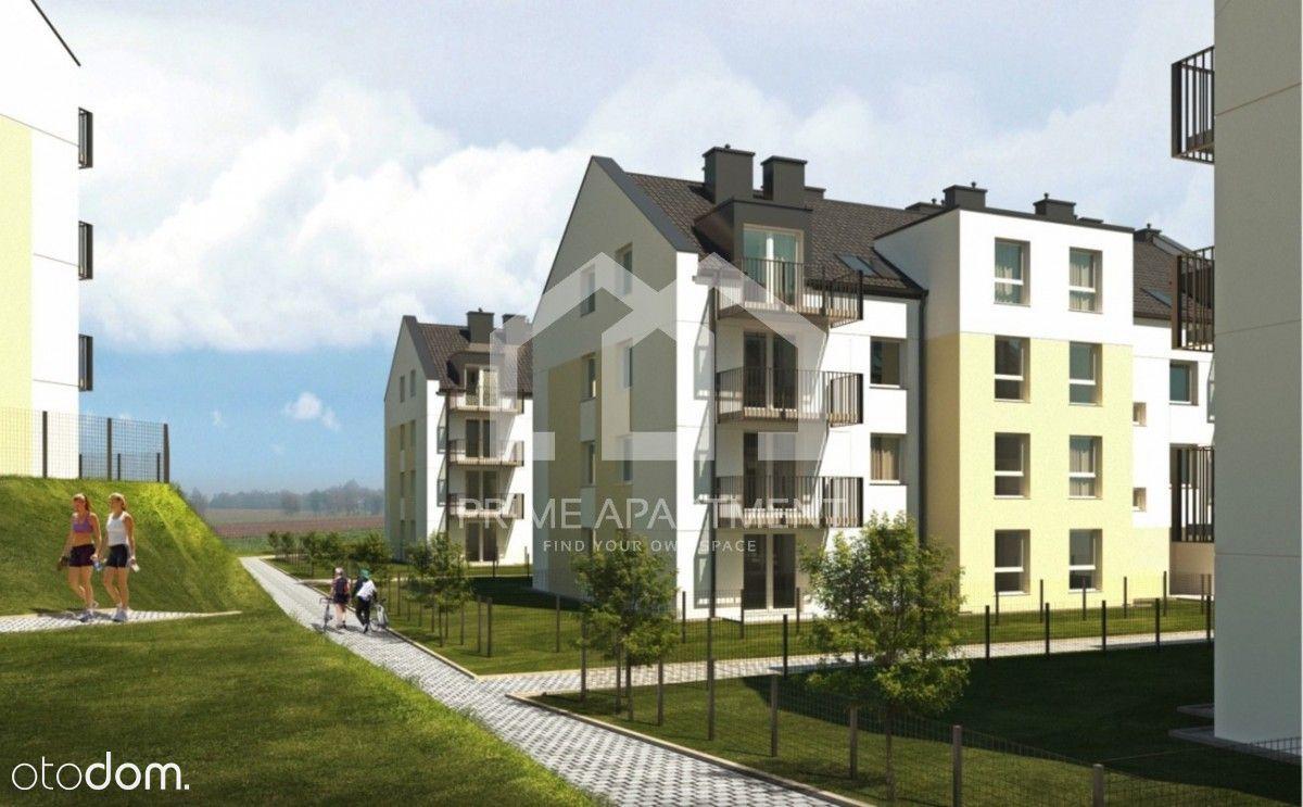 Przestronne mieszkanie 4 pokoje ogródek - Rokitki