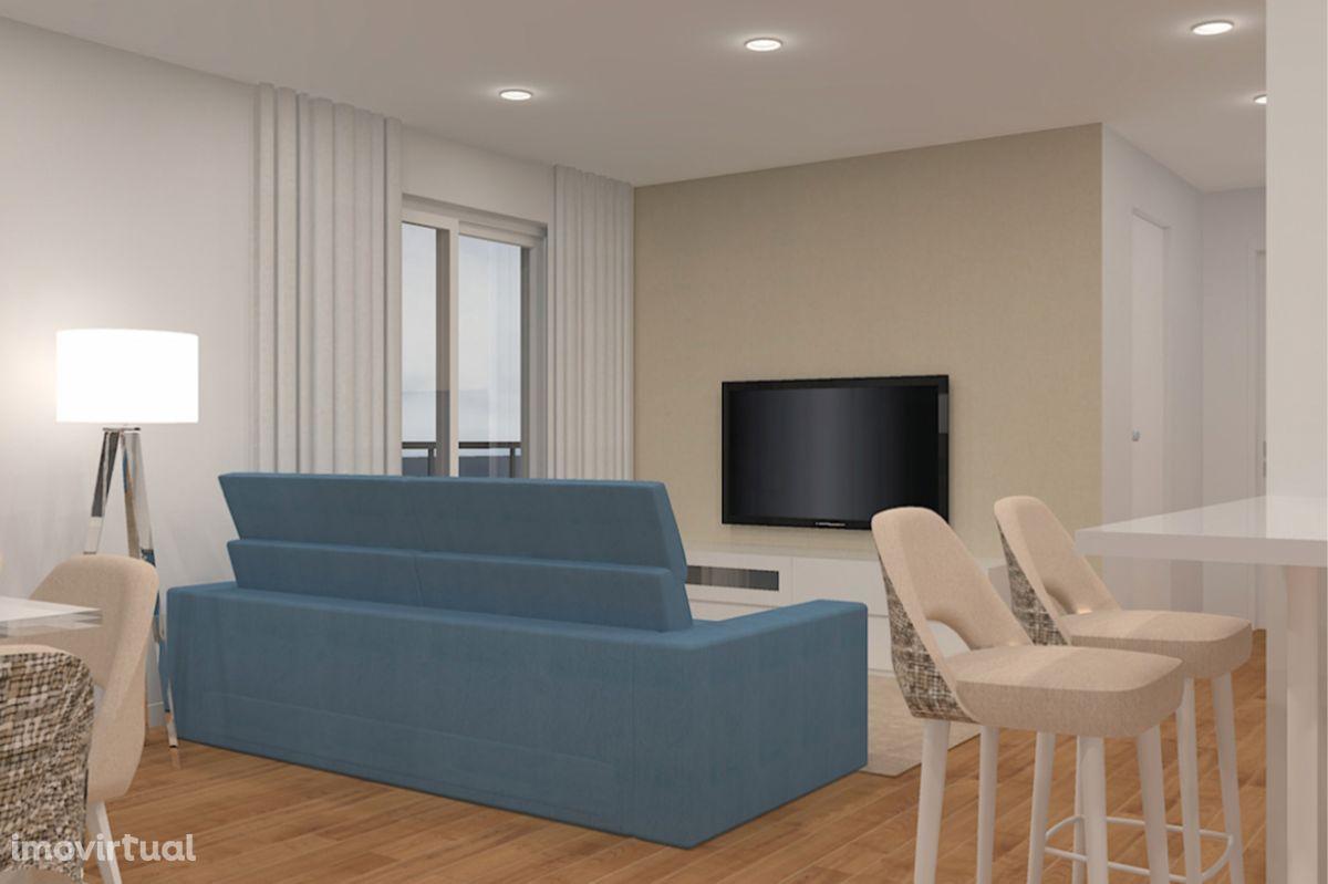 Apartamento T2 Novo Centro de Loures