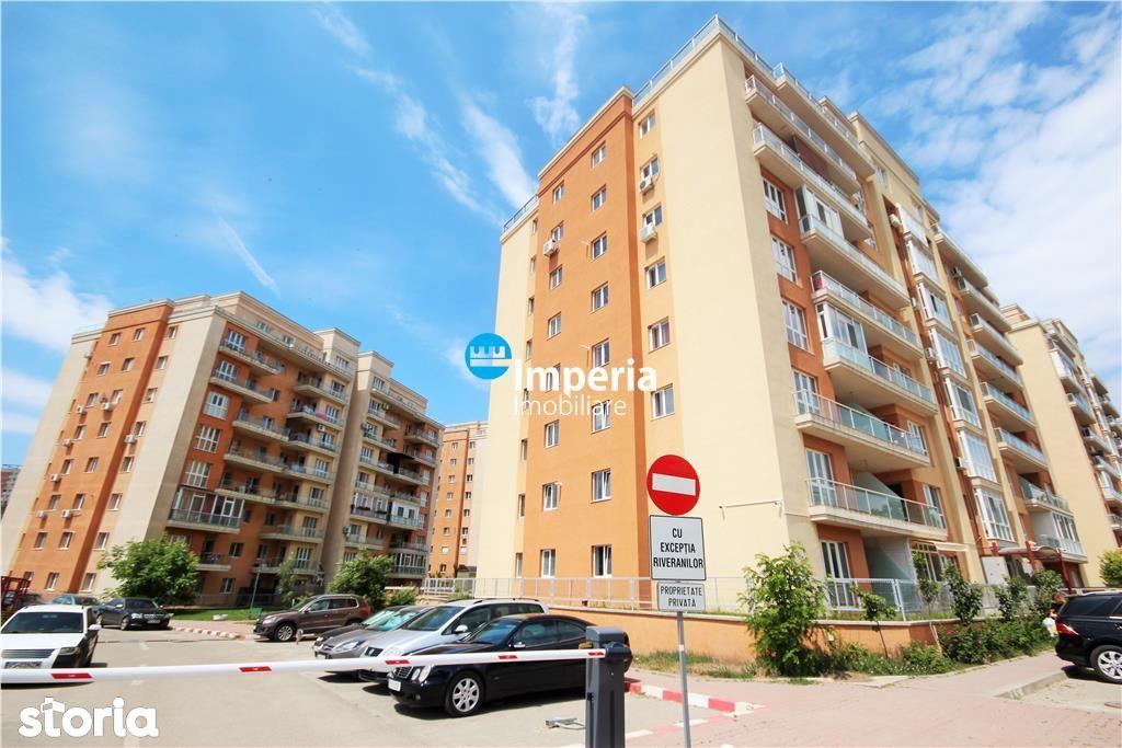 Tatarasi Green Park, apartament 2 camere, MOBILAT SI UTILAT, 58 mp!