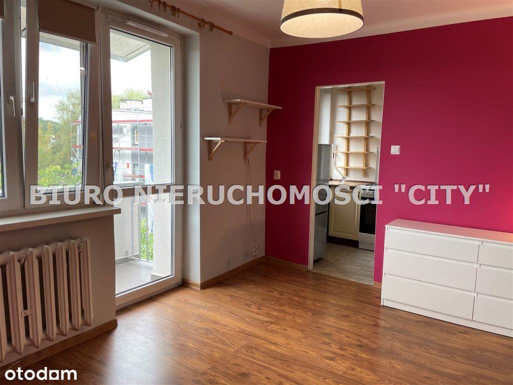 Mieszkanie, 23,56 m², Sosnowiec