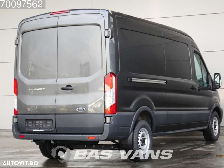 Ford Transit 2.0 TDCI 130PK Leder stuur Airco Cruise control L... - 4