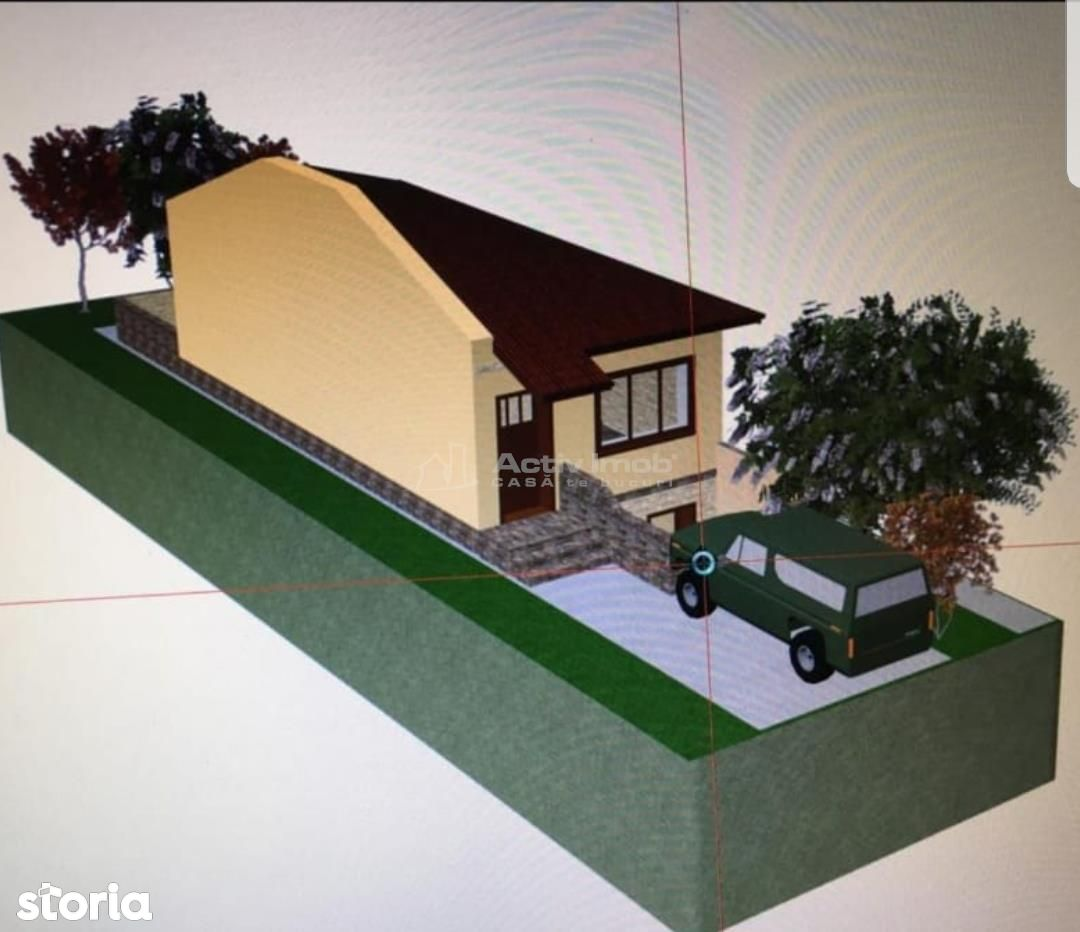 Galati casa noua