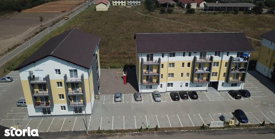 Apartament 2 camere zona rezidentiala bloc nou Giroc (zona Braytim)
