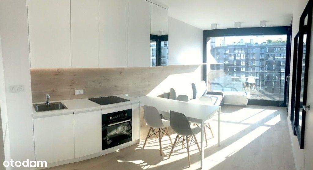 Żoliborz Rydygiera - Apartament 40m2, 2 pok. Nowy!