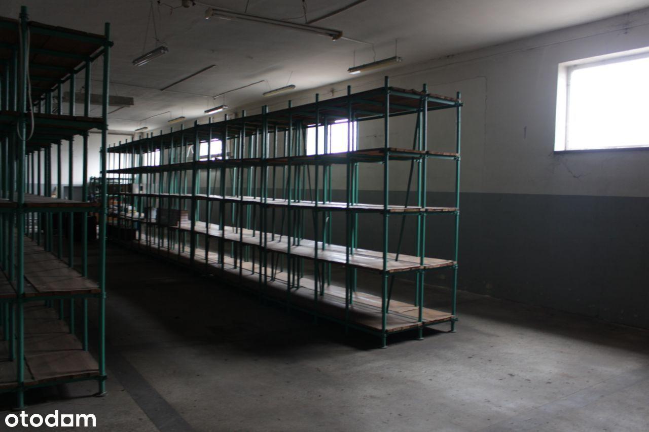 Wynajmę halę 250 m2 + biura i zaplecze, cena netto