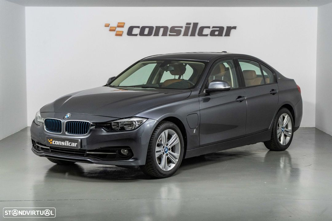 BMW 330 iPerformance Hybrid Plug-in Sport Navi - 1