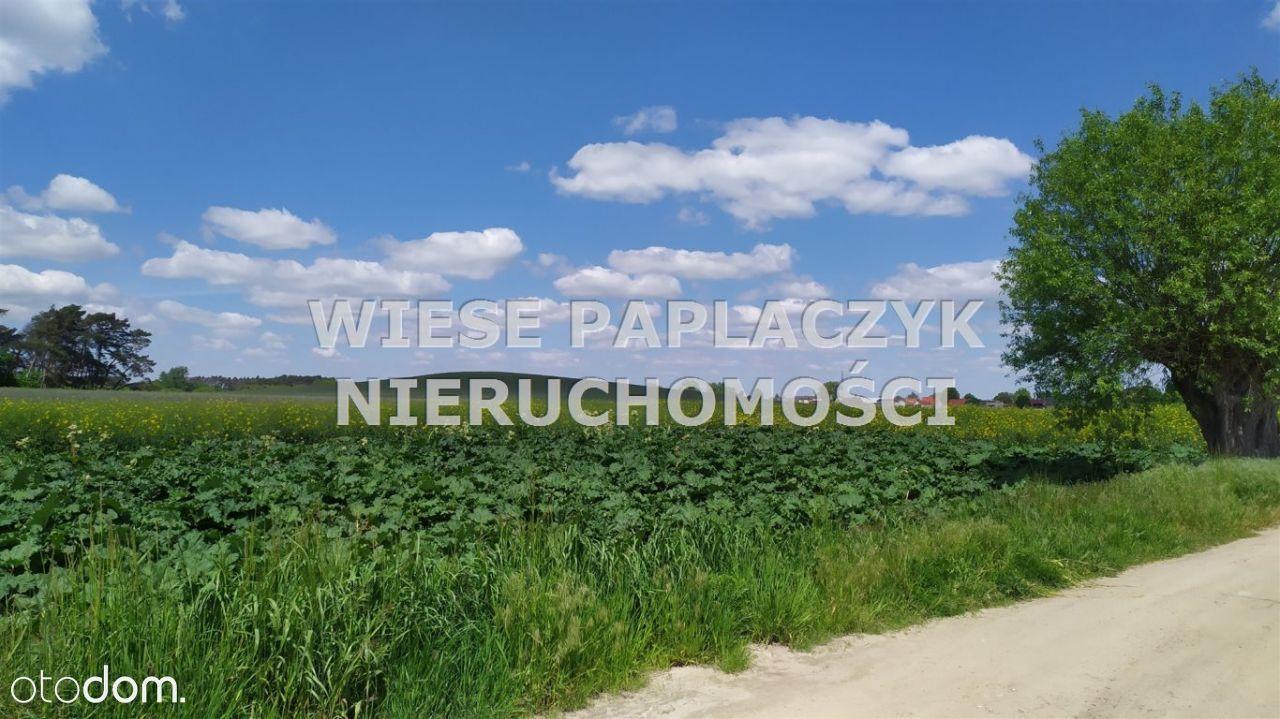 Działka ,1278m2 ,dobry dojazd z Poznania