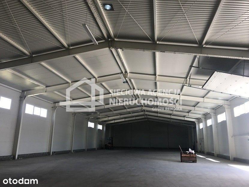 Magazyn 1200 m2 na sprzedaż Gdańsk ul. Elbląska
