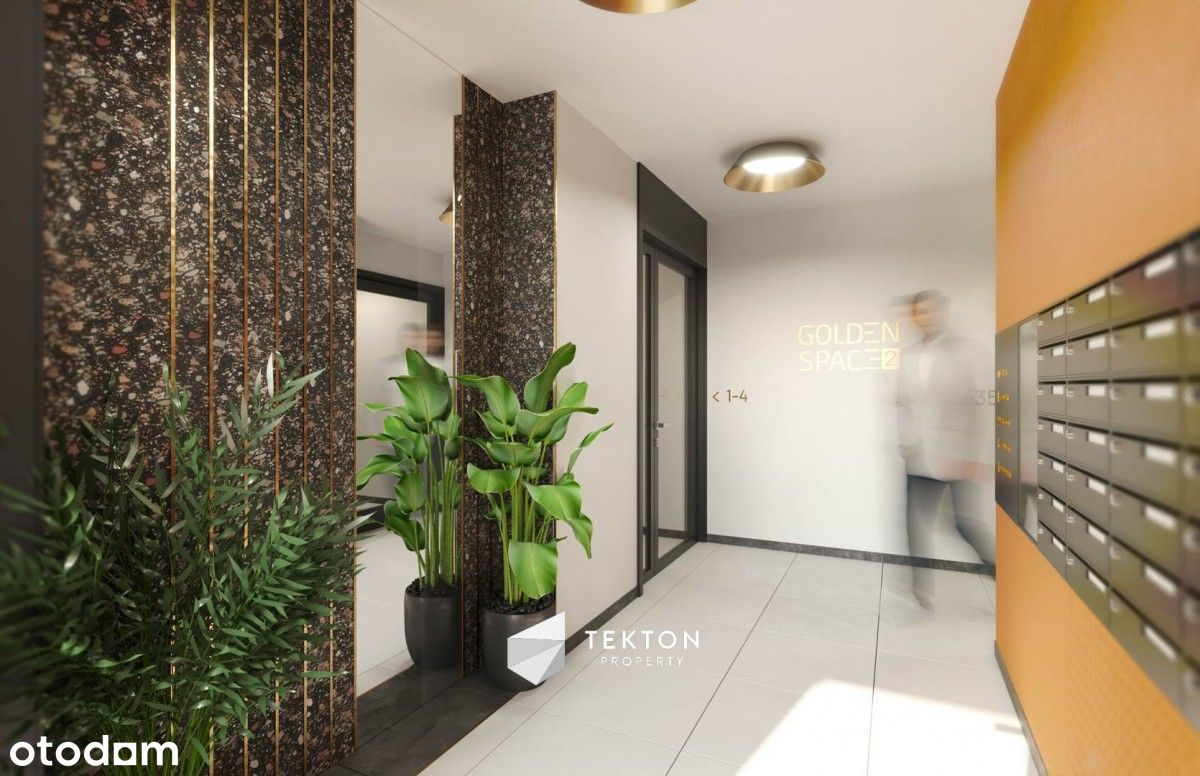 Duże 3 - pokojowe mieszkanie z dwoma ogródkami