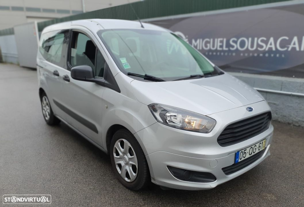 Ford Tourneo COURIER 1.0 - 4