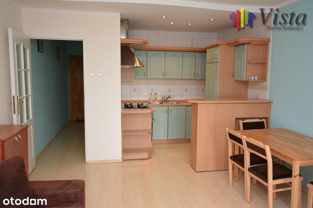 Mieszkanie, 37 m², Wałbrzych