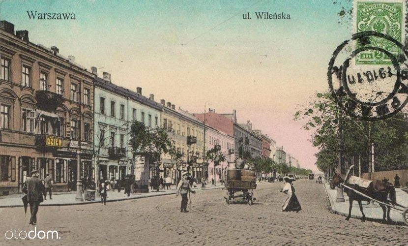»»OKAZJA«« Apartament 55 m2 Kamienica ul. Wileńska