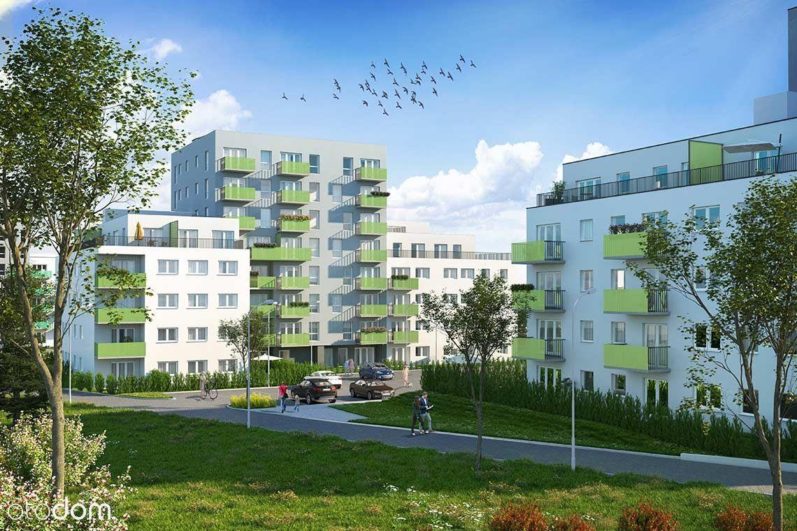 Apartament 58m2, 4 pok, Wysoki Standard Osiedla!