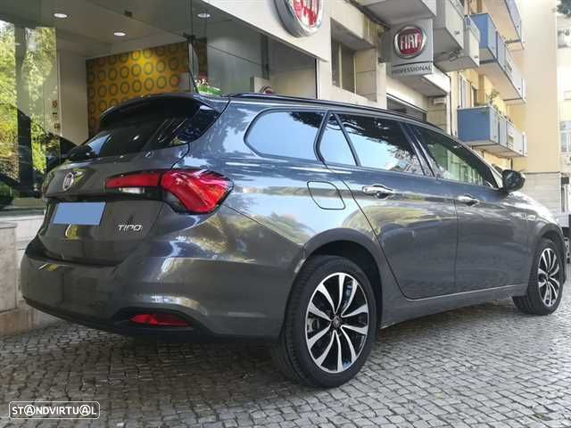 Fiat Tipo Station Wagon 1.3 M-Jet Lounge - 4