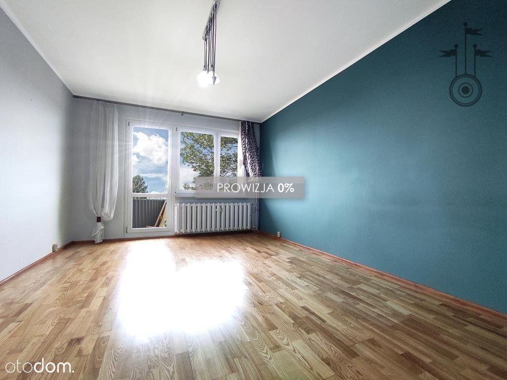 3 pokoje, 2 balkony, 61,1m, Sośnica