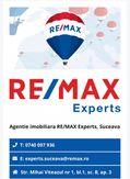 Dezvoltatori: RE/MAX Experts - Suceava, Suceava (localitate)