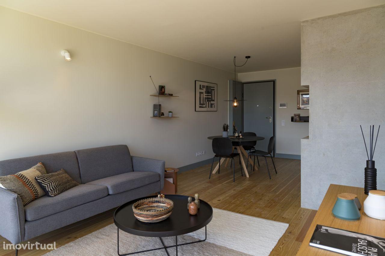 Apartamento T2 Novo - Pronto a Habitar - Bonfim
