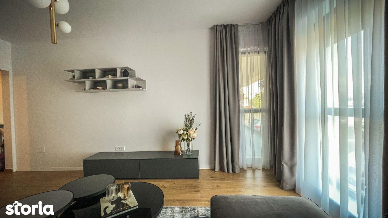 Apartament 3 cam tip 1B Regnum Residence Fundeni_RATE LA DEZVOLTATOR